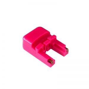 pink charging clip frog light